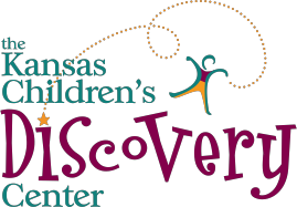 Kansas Children's Discovery Center Logo