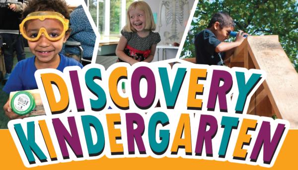 Discovery Kindergarten Fair @ Kansas Children's Discovery Center | Topeka | Kansas | United States
