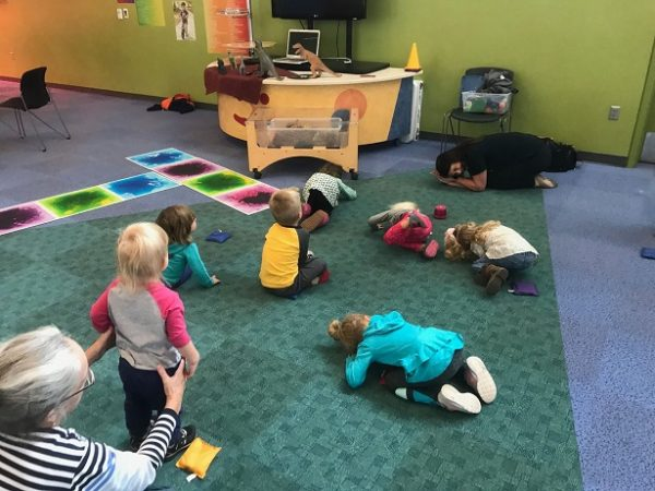 Toddler Tuesday @ Kansas Children's Discovery Center | Topeka | Kansas | United States
