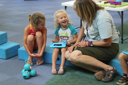 STEAMing: Rockin' Robots @ Kansas Children's Discovery Center