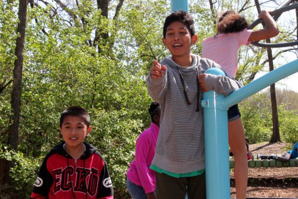 Spooky Playground @ Kansas Children's Discovery Center | Topeka | Kansas | United States