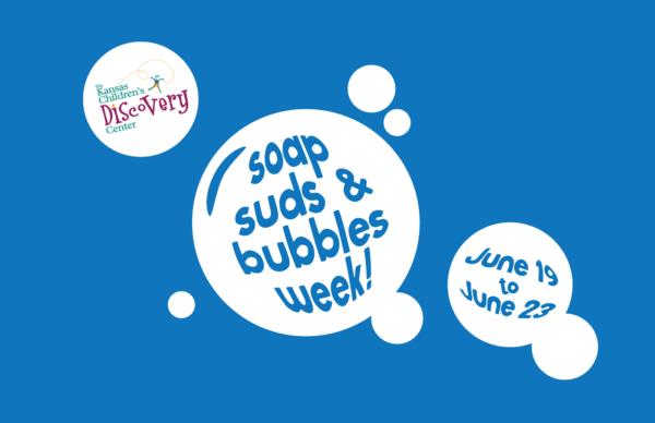 Bubble Fiesta @ Kansas Children's Discovery Center | Topeka | Kansas | United States