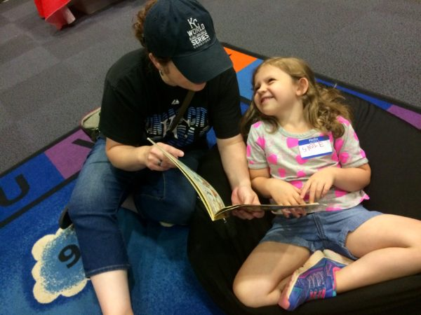 Beyond the ABC's: Getting Ready for Kindergarten @ Kansas Children's Discovery Center