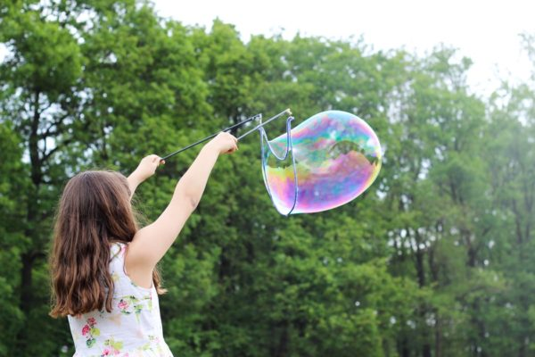 Bubble Fiesta @ Kansas Children's Discovery Center