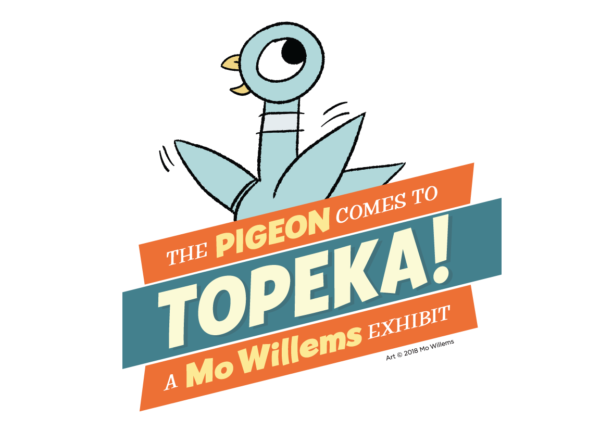 Grand Opening of The Pigeon Comes to Topeka! A Mo Willems Exhibit @ Kansas Children's Discovery Center | Topeka | Kansas | United States