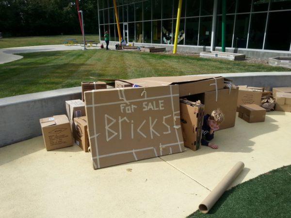 Global Cardboard Day @ Kansas Children's Discovery Center | Topeka | Kansas | United States