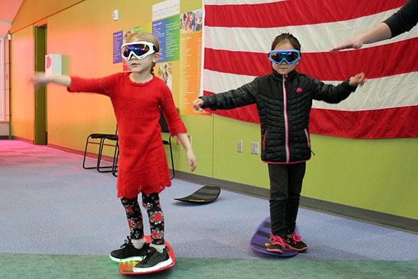 Snowfest: Indoor Snowboards @ Kansas Children's Discovery Center