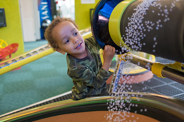 Extended hours on the day before Thanksgiving! @ Kansas Children's Discovery Center