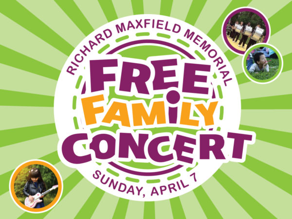 Richard Maxfield Memorial Free Family Concert @ Kansas Children's Discovery Center