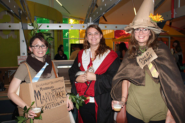 Party with Potter Night: A Grown-Up Benefit for the Kansas Children's Discovery Center @ Kansas Children's Discovery Center