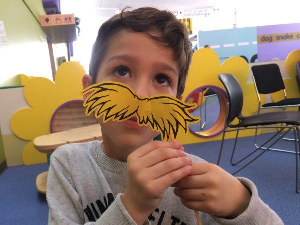 Dr. Seuss' Birthday Celebration @ Kansas Children's Discovery Center