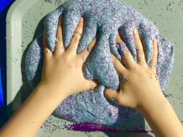 School's Out: Space Slime @ Kansas Children's Discovery Center