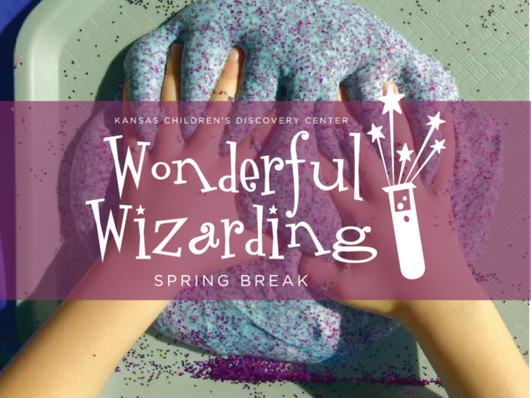 Herbology Slime: Wonderful Wizarding Week @ Kansas Children's Discovery Center