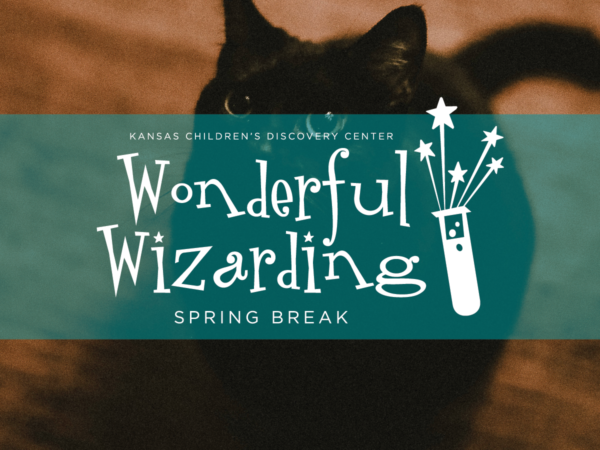 Magical Creatures from the Helping Hands Humane Society: Wonderful Wizarding Spring Break @ Kansas Children's Discovery Center