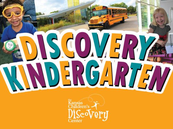 Camp Kindergarten at Hillcrest Community Center @ The Kansas Children's Discovery Center