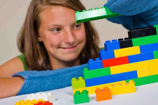 Mitten Challenge with LEGO® Bricks @ Kansas Children's Discovery Center