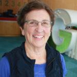 KCDC Board of Trustees member Susan Garlinghouse