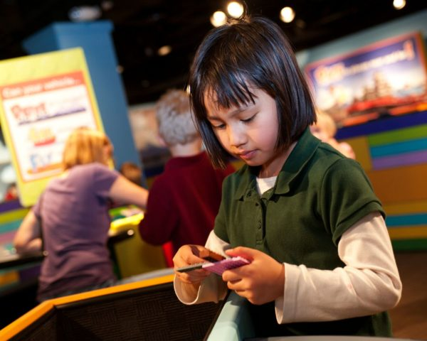 Build a Boat with LEGO® Bricks @ Kansas Children's Discovery Center