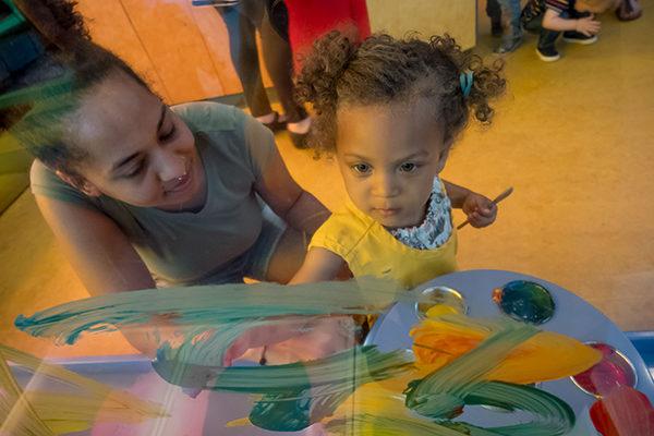 Mother's Day Celebration @ Kansas Children's Discovery Center