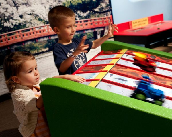 Build a Land Rover with LEGO® Bricks @ Kansas Children's Discovery Center