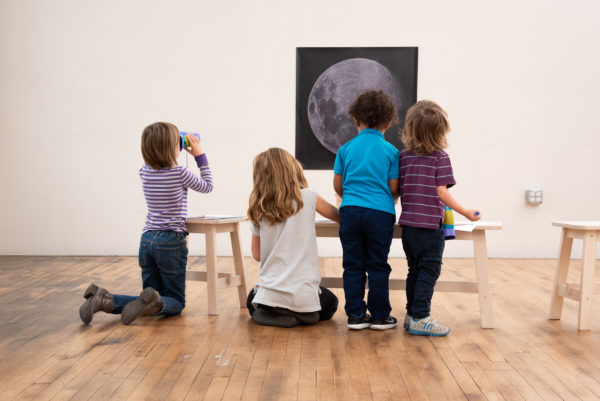 Marvelous Moon: Hide and Seek Moon @ Kansas Children's Discovery Center