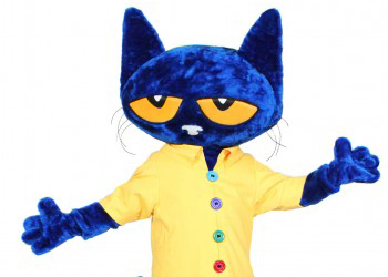 Pete the Cat Out of This World Meet and Greet @ Kansas Children's Discovery Center