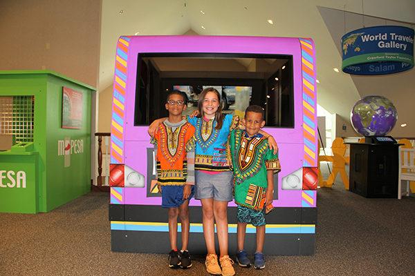 Kenya's Kids: Make a Maasai Beaded Bracelet @ Kansas Children's Discovery Center