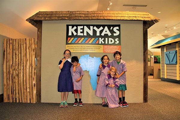 Kenya's Kids Opening Day @ Kansas Children's Discovery Center