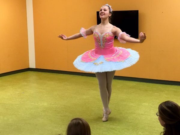 The Nutcracker Storytime and Performance with the Kansas Ballet Academy @ Kansas Children's Discovery Center