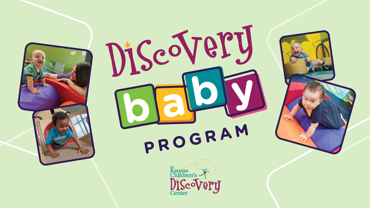 Discovery baby logo for Facebook
