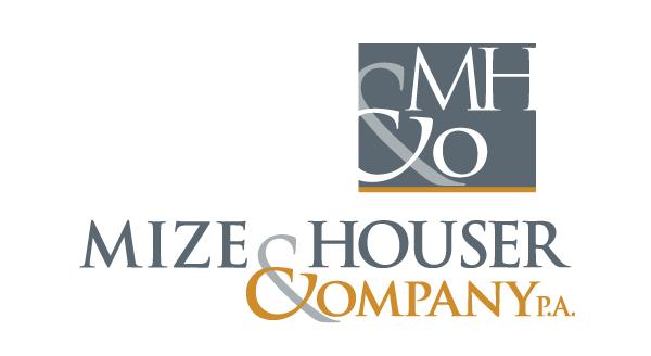 Logo for the Mize & Houser company