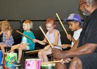 Kenya's Kids Last Day: World of Drum @ Kansas Children's Discovery Center
