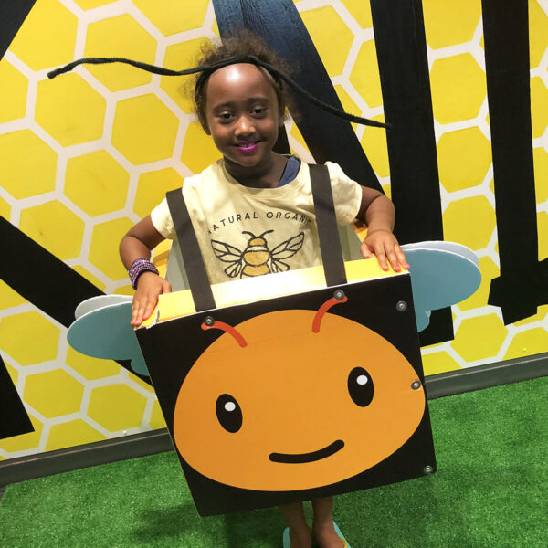 National Honeybee Day Celebration @ The Kansas Children's Discovery Center